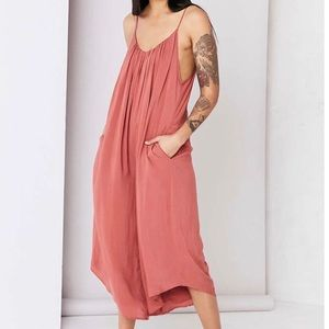 NWT Silence + noise from Urban Outfitters Jumpsuit